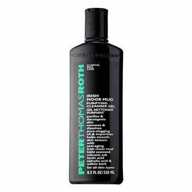 Peter Thomasroth Peter Thomas Roth Irish Moor Mud Purifying Cleansing Gel 250ml Renksiz